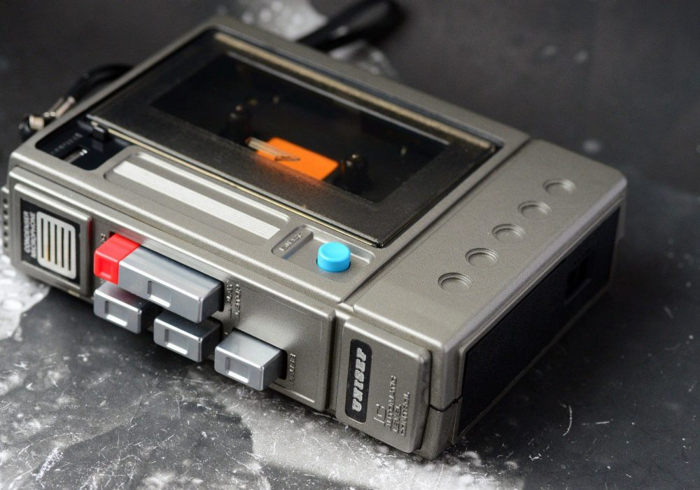 UNISEF TU-505 磁带随身听 录音机