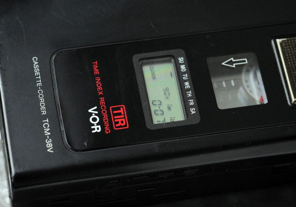 索尼 SONY TCM-38V 磁带随身听 录音机