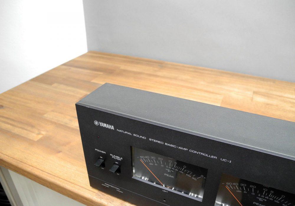 雅马哈 YAMAHA UC-1 控制器(B-1 功率放大器)