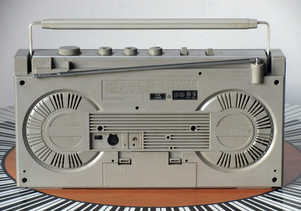 夏普 SHARP GF-4343 单卡收录机