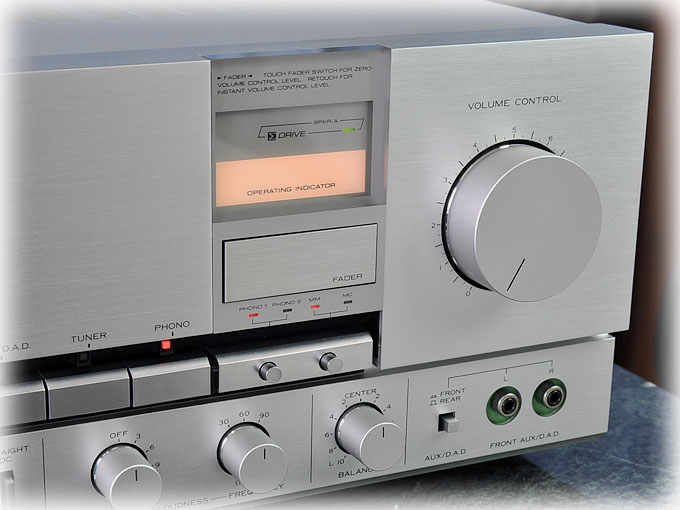 日立 TRIO KA-2200 功率放大器
