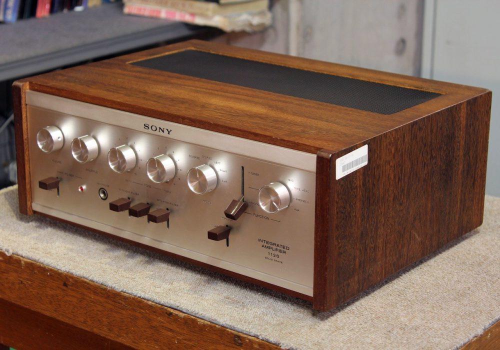 SONY TA-1120A 功率放大器