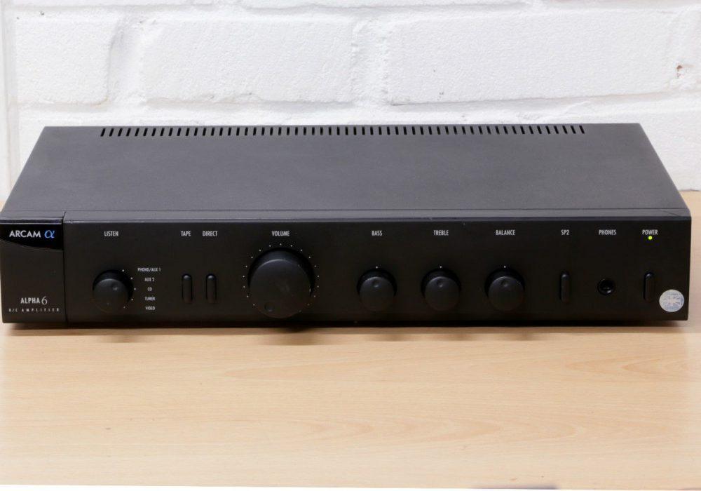 ARCAM Alpha 6 功率放大器