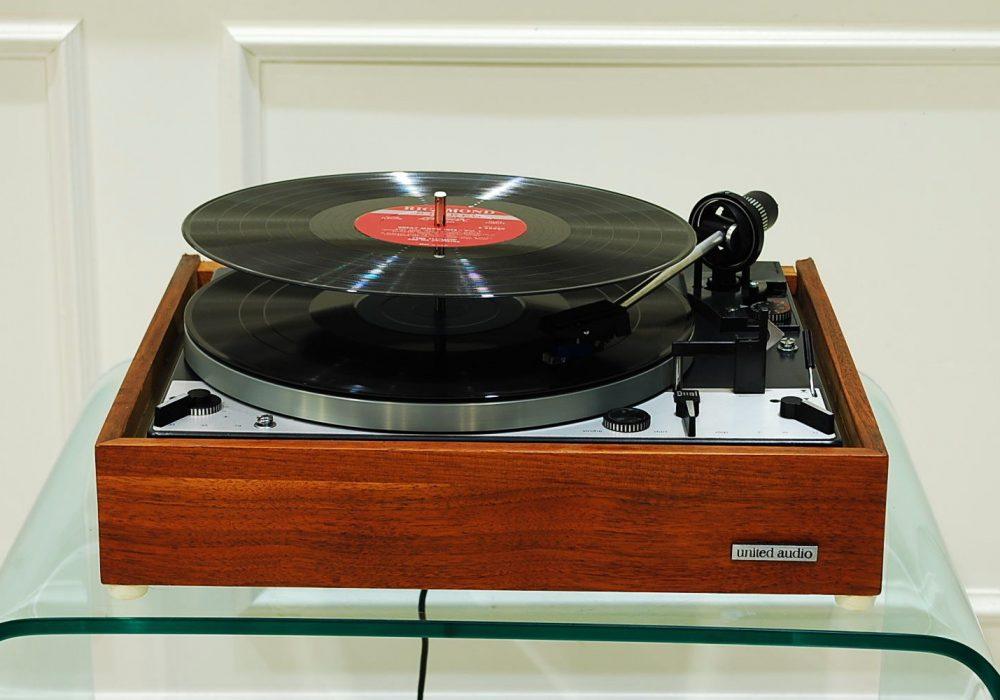 DUAL 1229 黑胶唱机