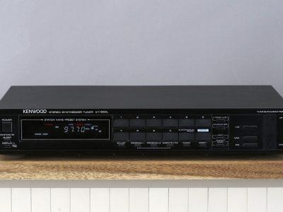 建伍 KENWOOD KT-550L FM/MW/LW 立体声收音头