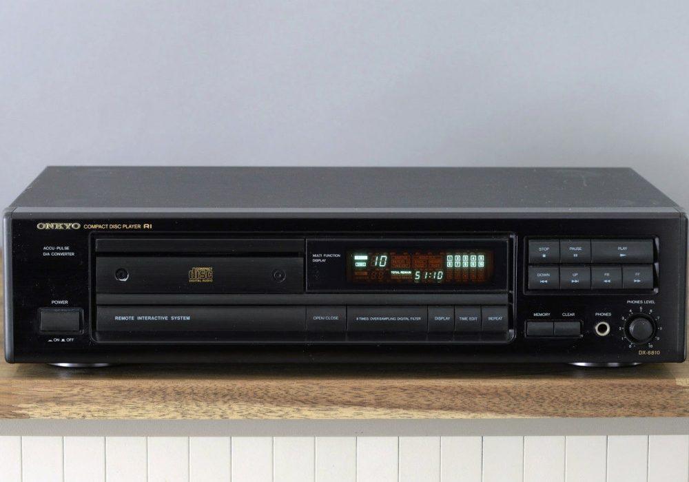 安桥 ONKYO DX-6810 CD 播放机