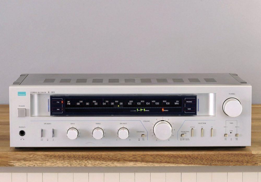 山水 SANSUI R303 立体声 收扩机