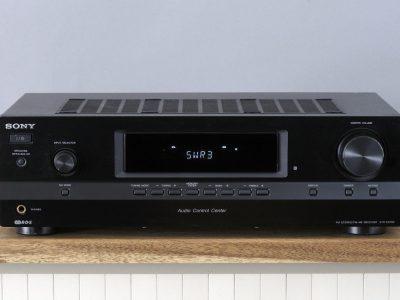 索尼 SONY STR-DH100 收音/功率放大器