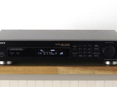 索尼 SONY ST-S190 立体声 FM/AM 收音头