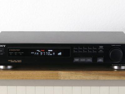 索尼 SONY ST-S211 立体声 FM/AM 收音头
