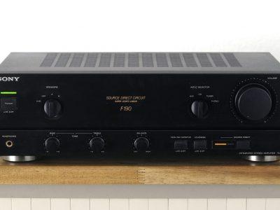 索尼 SONY TA-F190 功率放大器