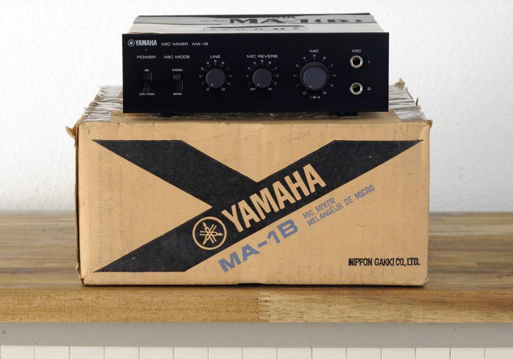 雅马哈 YAMAHA MA-1B 麦克风混音器