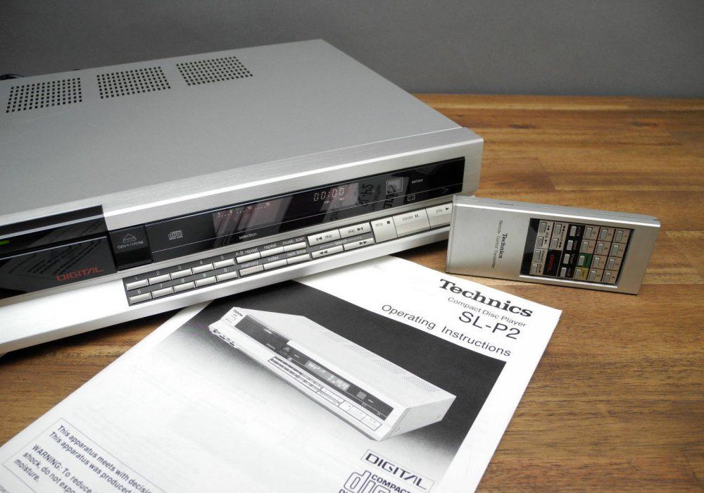 松下 Technics SL-P2 CD播放机
