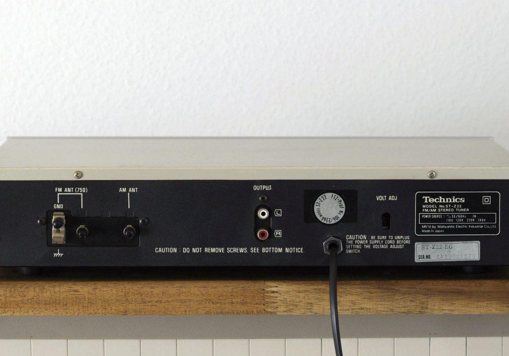 松下 Technics ST-Z22 数字调谐收音头