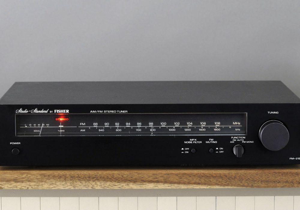 飞燕 Fisher FM-2121 FM/AM 立体声收音头