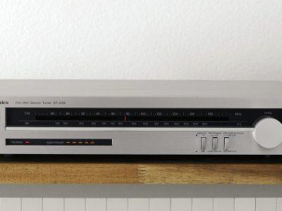 松下 Technics ST-Z22 FM/AM 立体声收音头