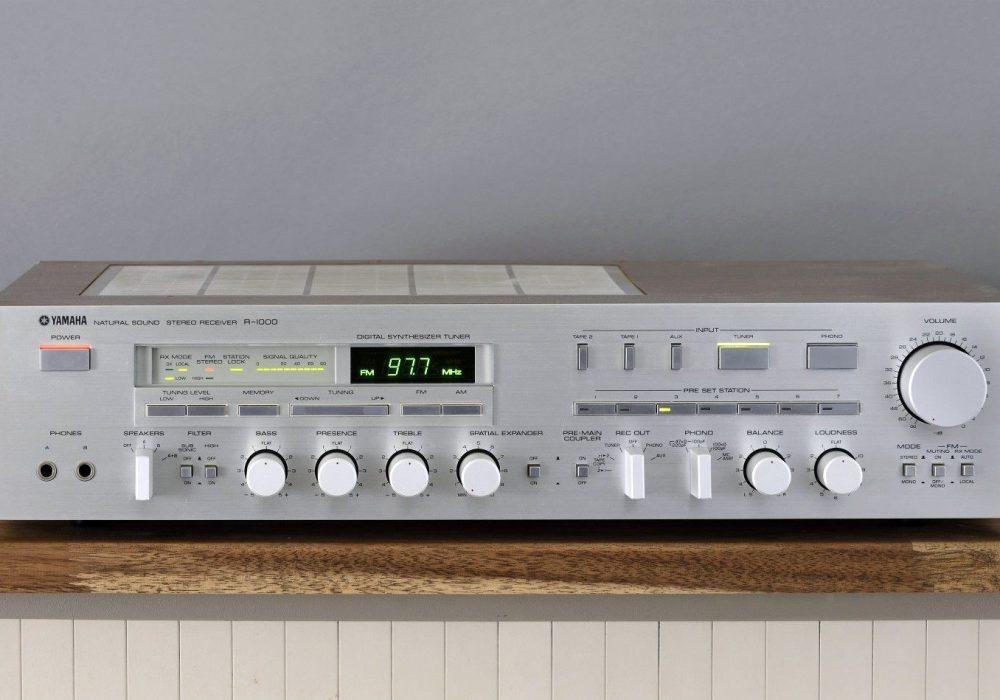 雅马哈 YAMAHA R-1000 立体声收扩机