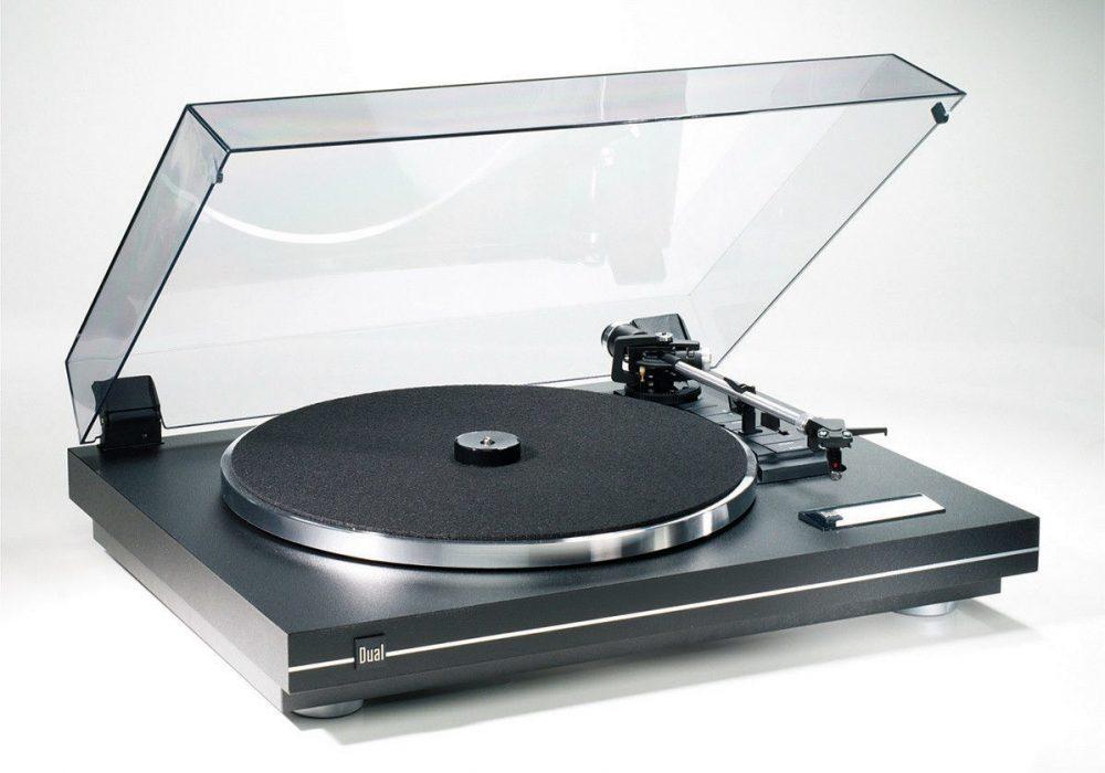 Dual CS 455-1 黑胶唱机