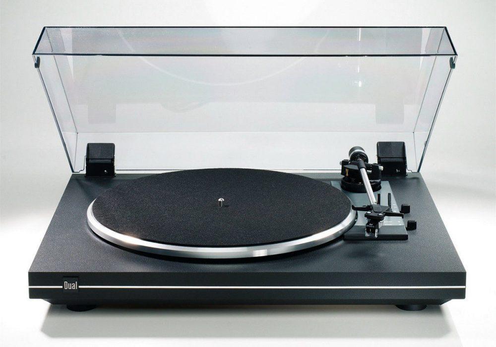 Dual CS 435-1 黑胶唱机