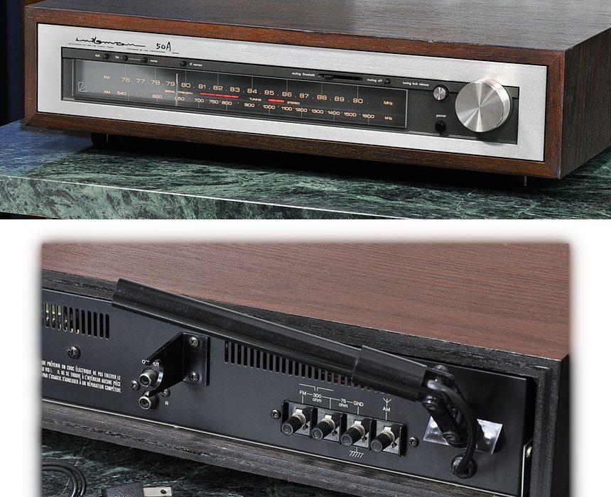 力士 LUXMAN T-50A FM/AM 收音头