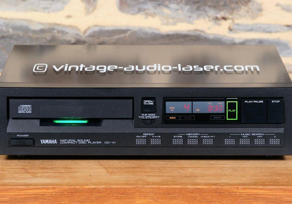 雅马哈 YAMAHA CD-X1 高级 CD播放机
