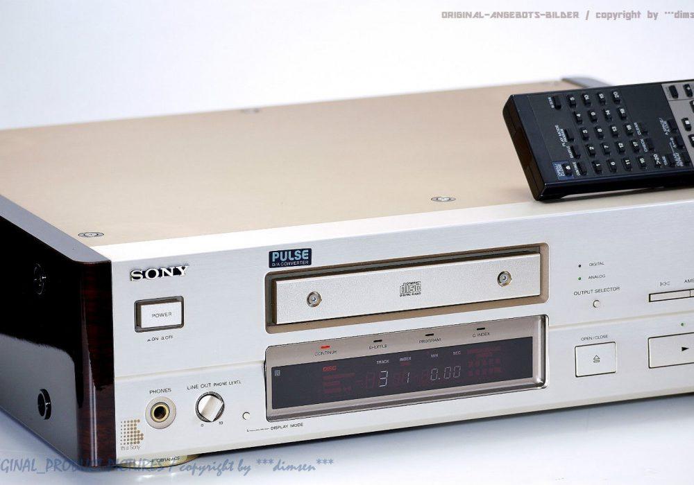 索尼 SONY CDP-X777ES 高级CD播放机