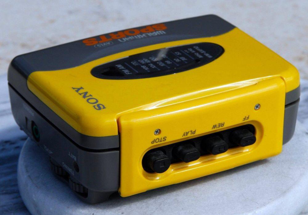 索尼 SONY WM-SXF10 运动型 磁带随身听