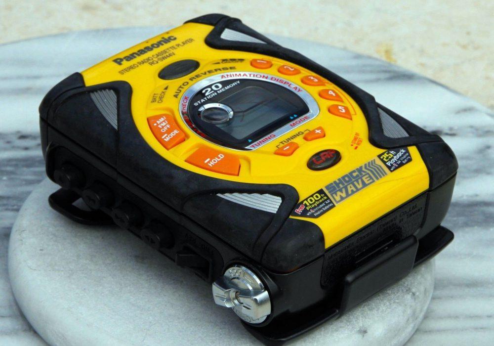 松下 PANASONIC RQ-SW44V AM/FM 磁带随身听