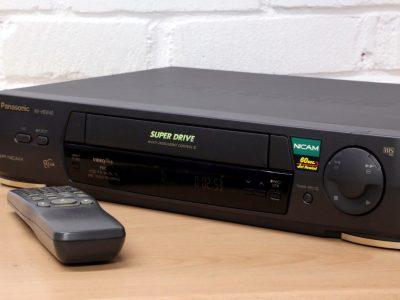 松下 PANASONIC NV-HD640 Hi-Fi VHS 录像机