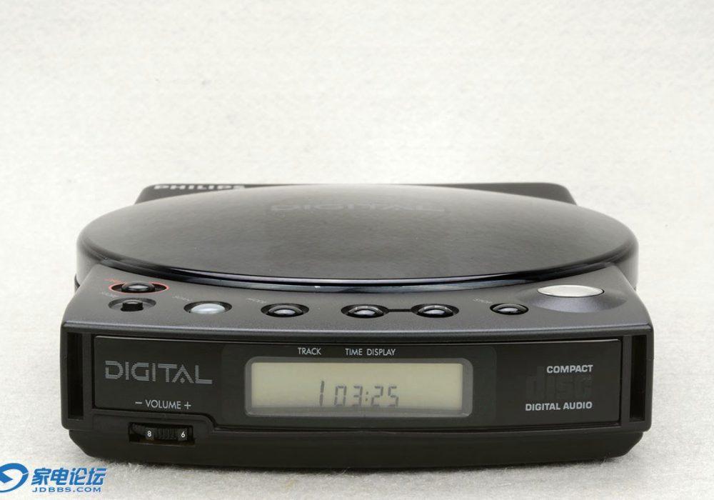 飞利浦 Philips AZ 6892 CD随身听