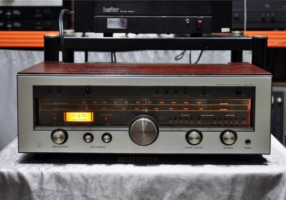 力士 LUXMAN R-1040 收扩机(1976年)