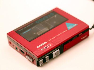 爱华 AIWA HS-P05 磁带随身听