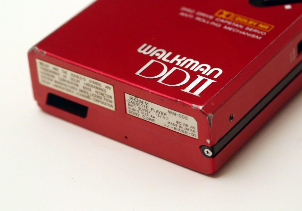 索尼 SONY WM-DD II 磁带随身听