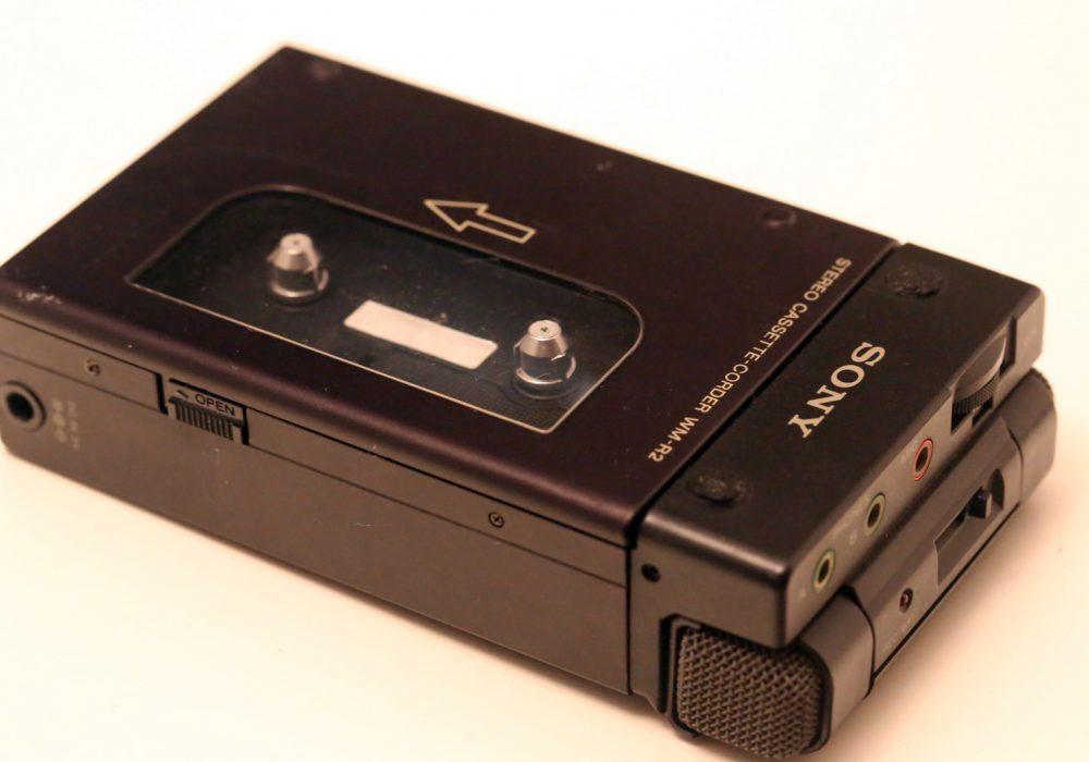 索尼 SONY WM-R2 磁带随身听