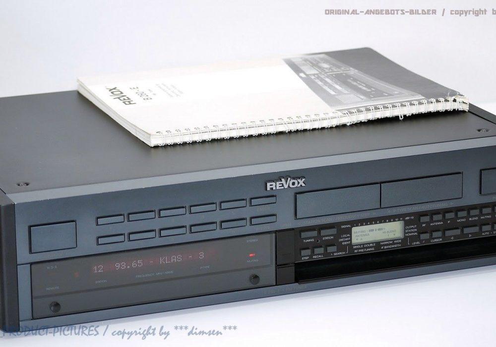 REVOX B260-E High-End FM 立体声收音头