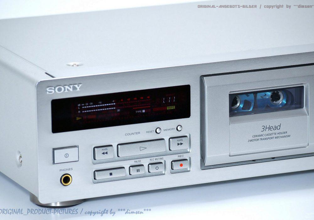 索尼 SONY TC-KB920S 高级 三磁头卡座