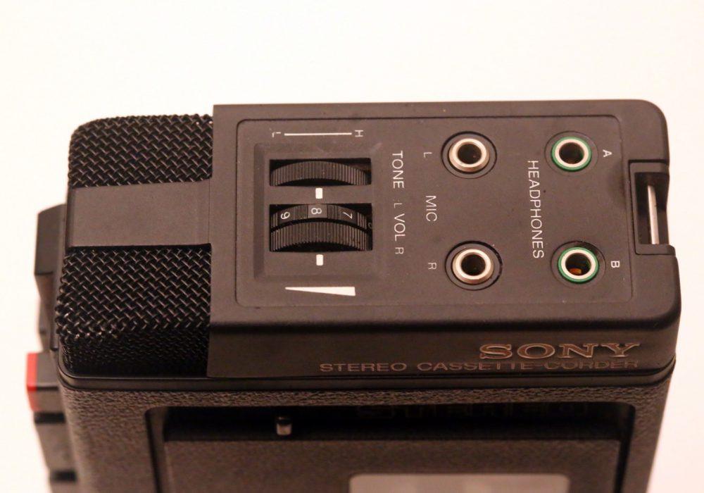 索尼 SONY TCS-300 磁带随身听 录音机