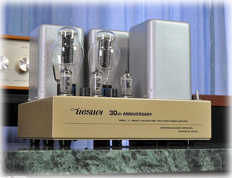上杉研究所 300B UESUGI U・BROS-27