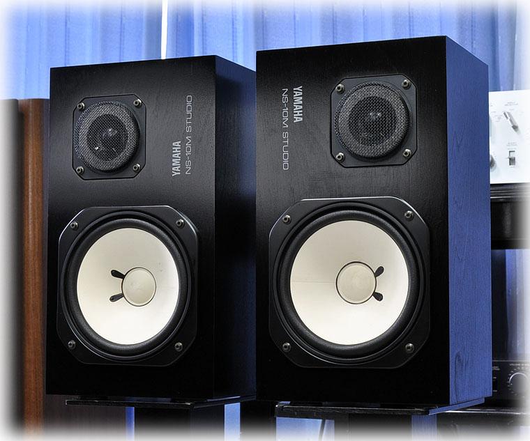 YAMAHA NS-10M STUDIO 监听音箱
