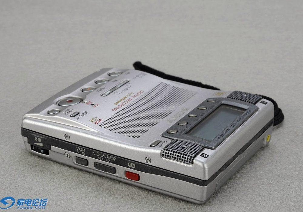 索尼 SONY MZ-B100 MD随身听