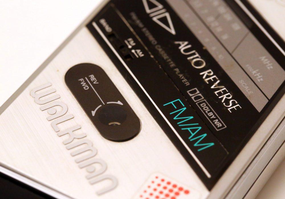 索尼 SONY WM-F100 II 磁带随身听