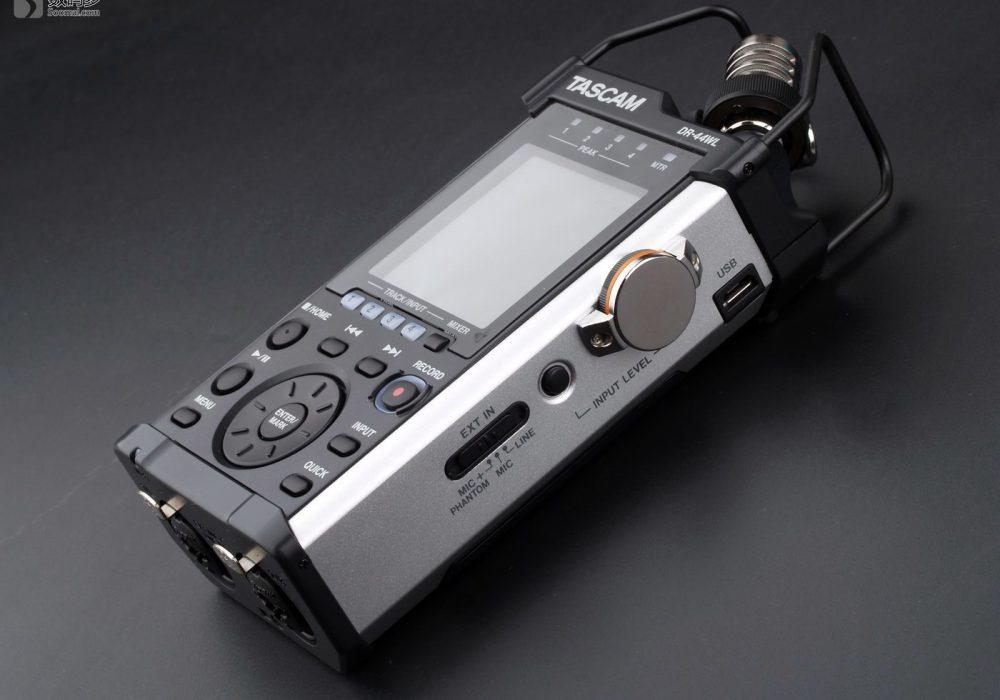 TASCAM DR-44WL 数码录音机 图集[Soomal]