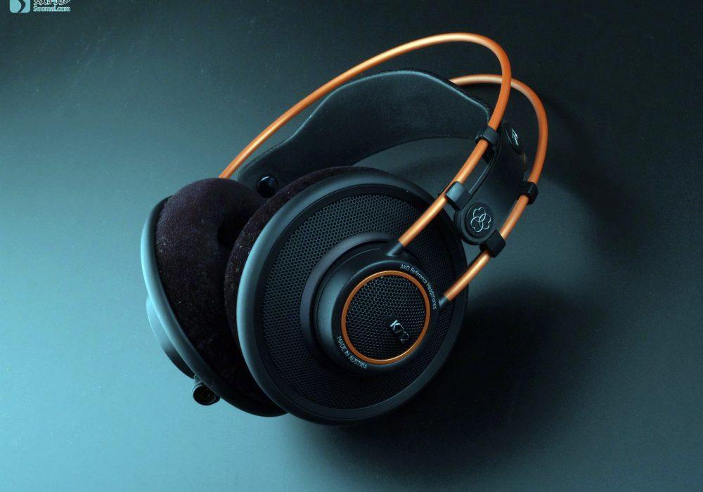 AKG K712 PRO 头戴式耳机 图集[Soomal]