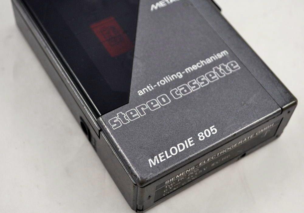 西门子 SIEMENS MELODIE 805 磁带随身听