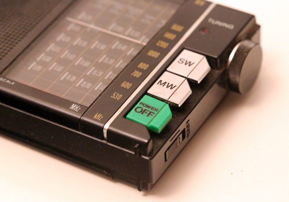 索尼 SONY ICF-4800 6波段 便携式收音机