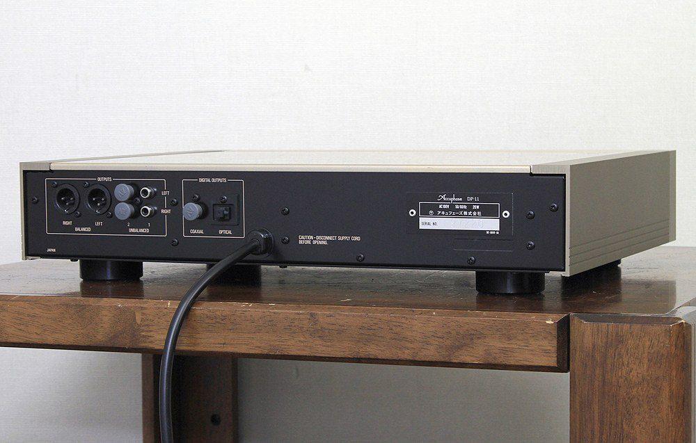 Accuphase DP-11 CD播放机