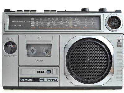 西门子 SIEMENS Radio Club 714 收录机
