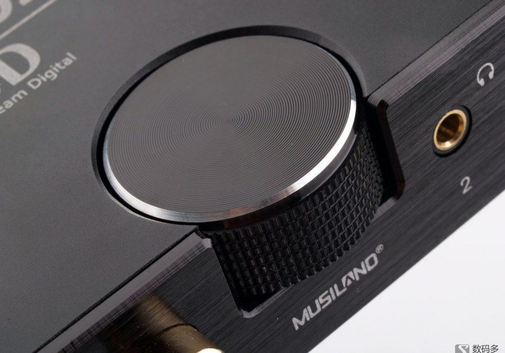乐之邦 Musiland Monitor 02 US Mark2 USB声卡 [Soomal]