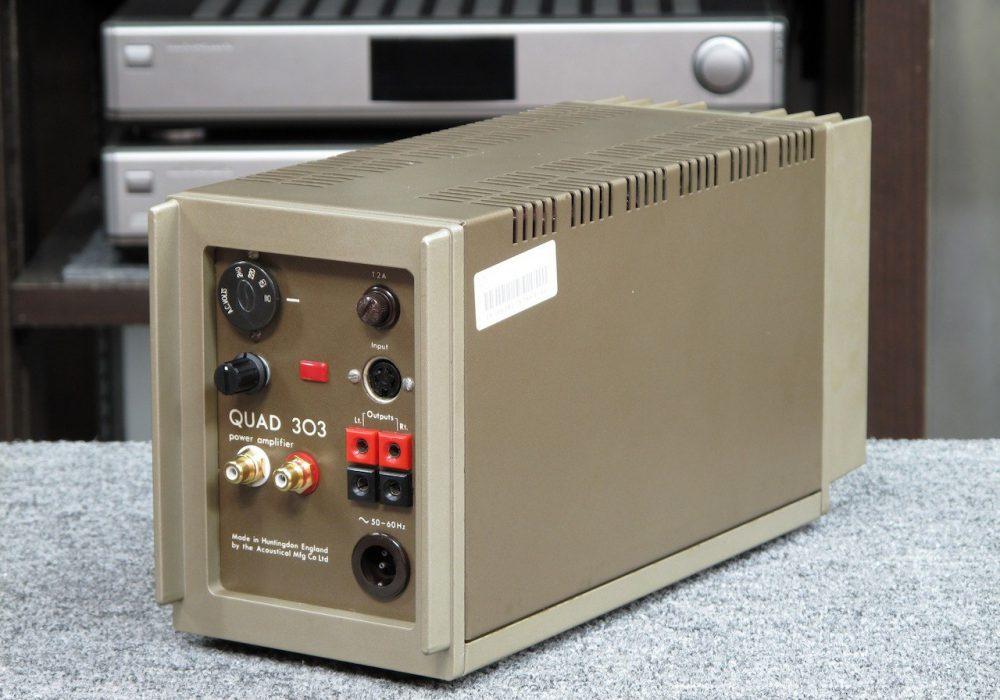 QUAD 303 功率放大器