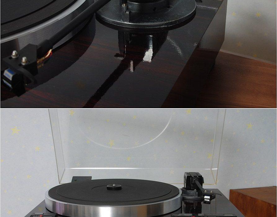 胜利 Victor QL-Y66F 黑胶唱机